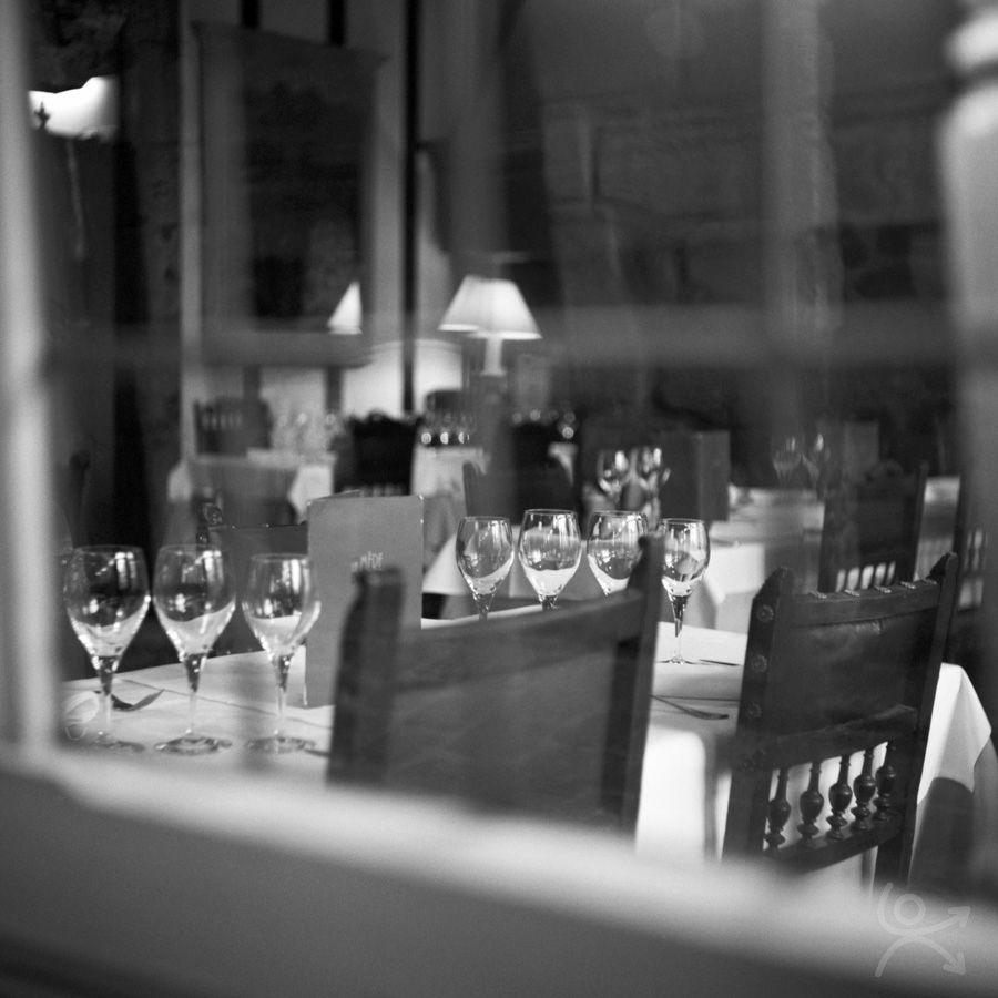L'invitation au restaurant