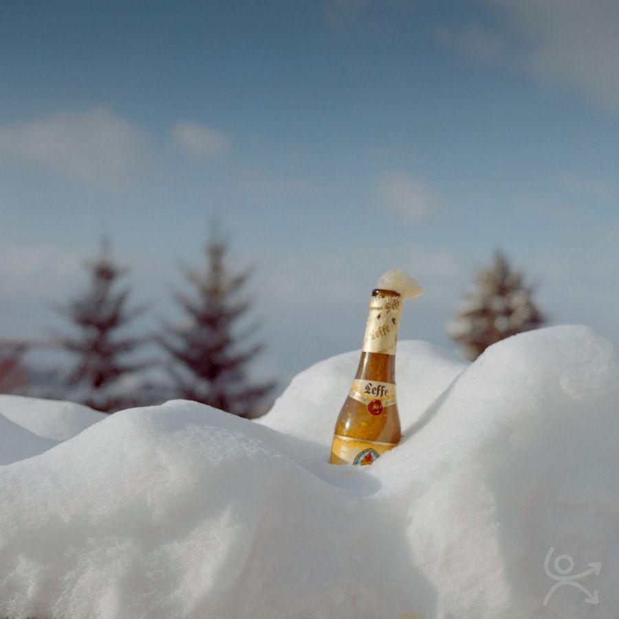 Une bière se boit bien fraîche