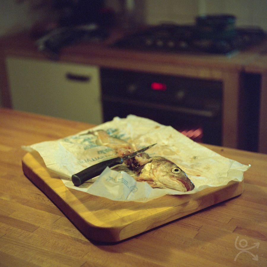 Petit meurtre en cuisine
