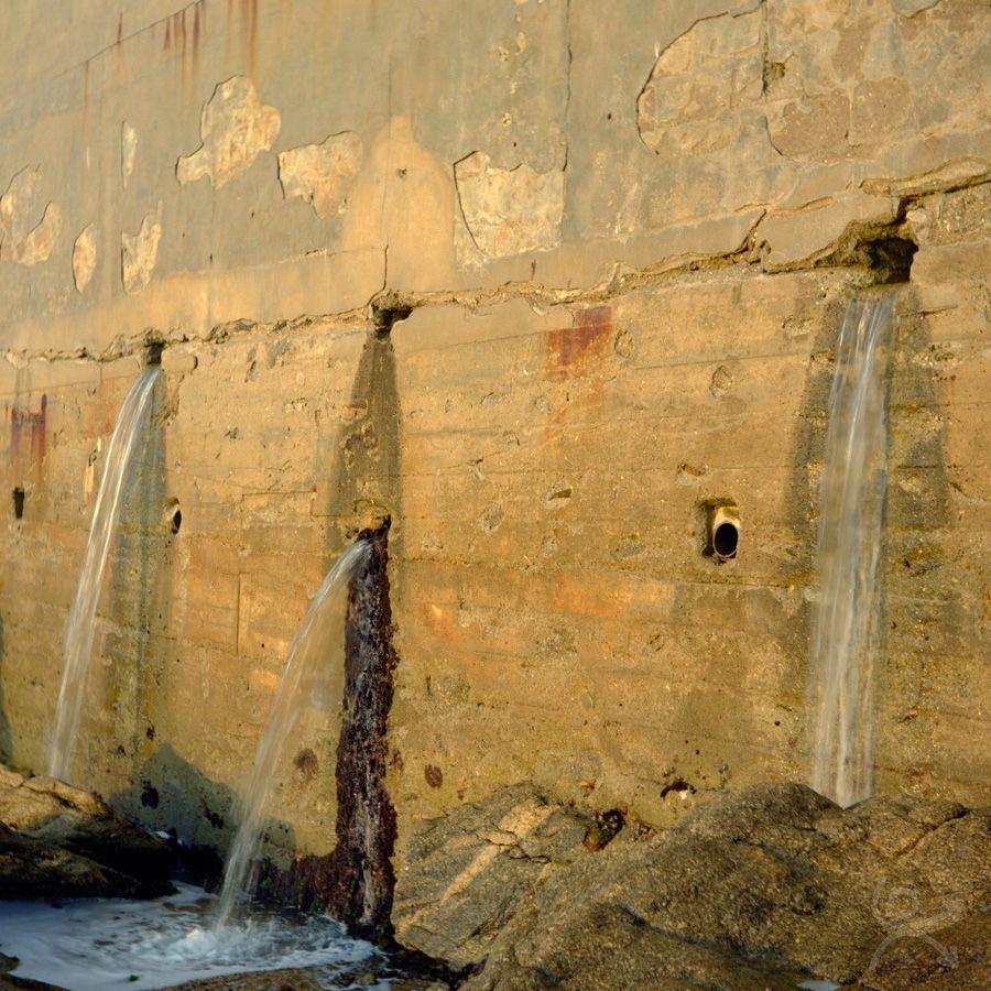 Le mur des pleures